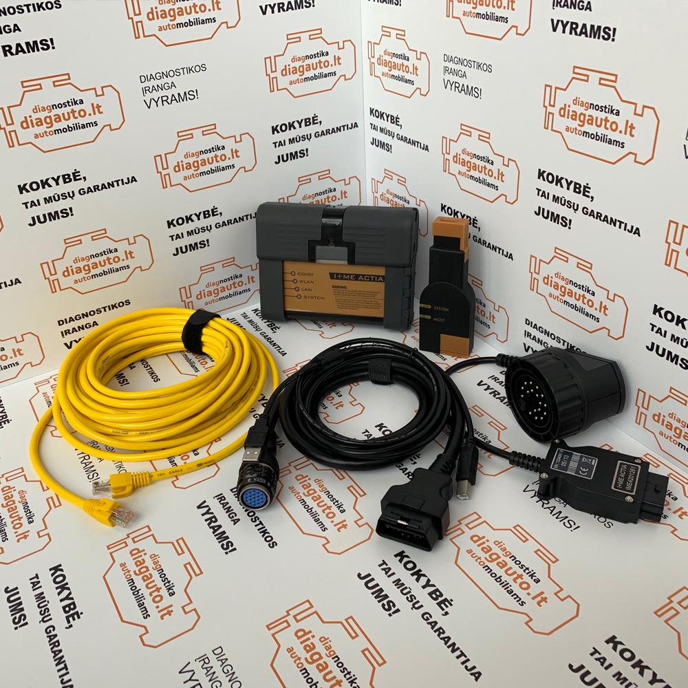 BMW ICOM Wi-Fi A2+B+C professional diagnostic programming device