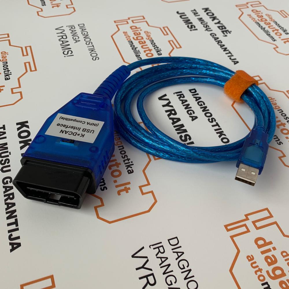 BMW INPA K+DCAN diagnostic programming device