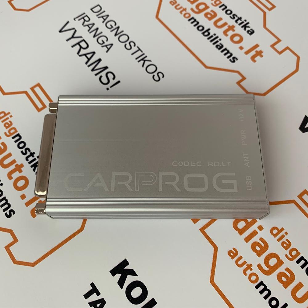 CARPROG V8 21 ONLINE ECU chip tuning device