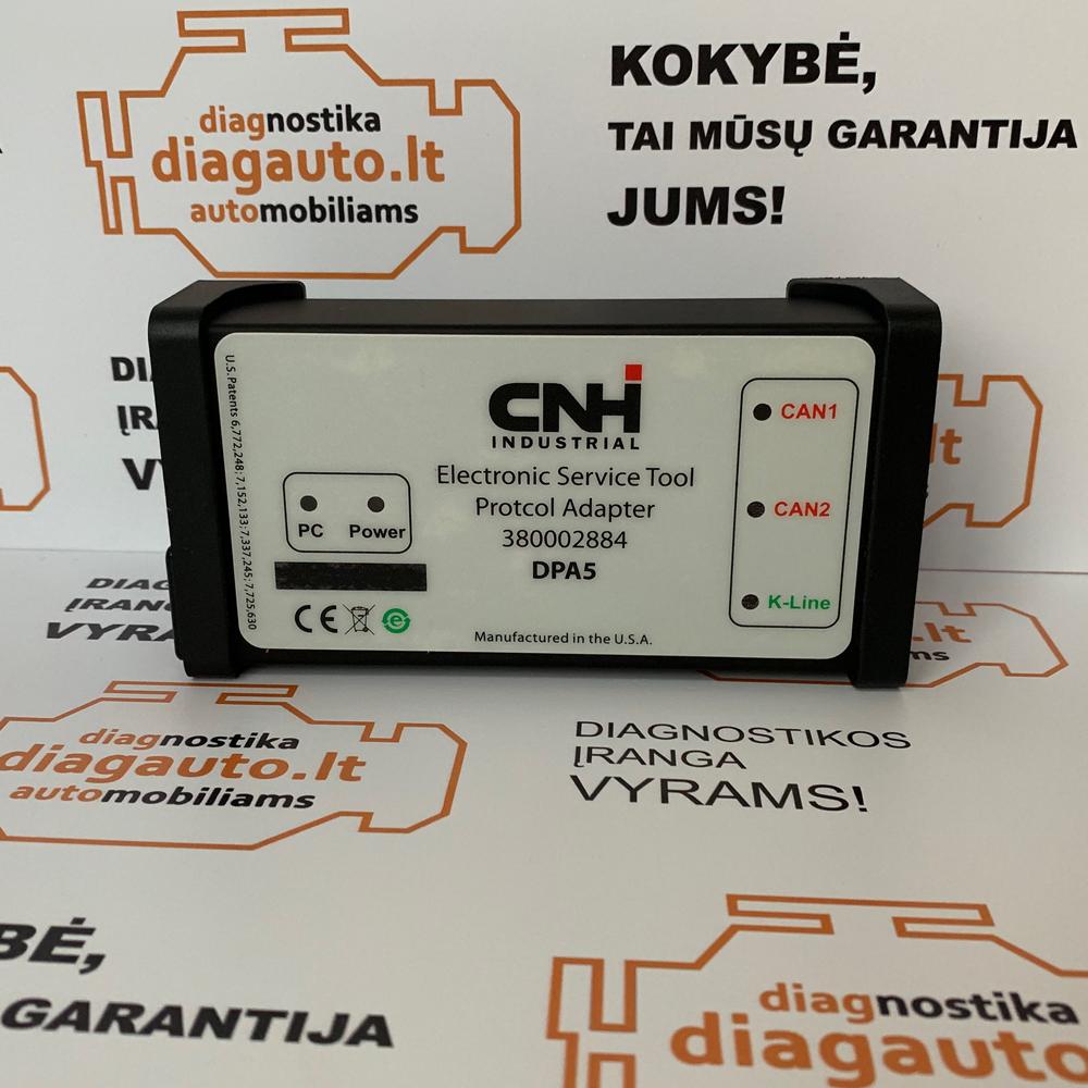 cfc28b0deddc CNH EST, NEW HOLLAND diagnostic and programming device