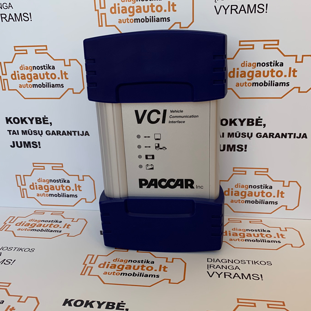 DAF / Paccar VCI-560 MUX full diagnostic and programming device