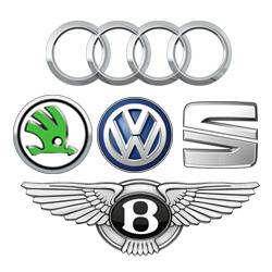 Audi / Volkswagen / Skoda / Seat / Bentley