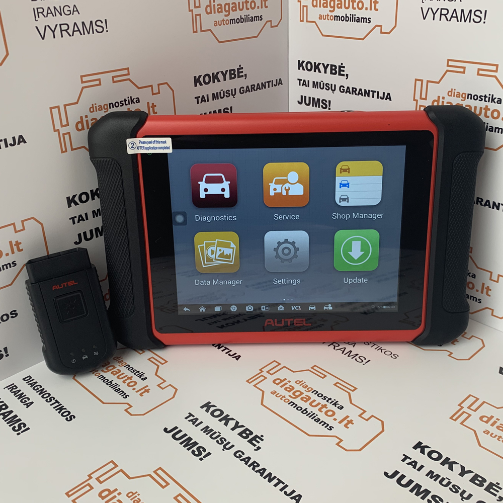 Autel MaxiSys MS906BT Profesional diagnostic device